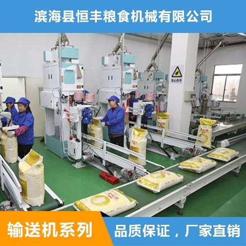 包装生产输送线